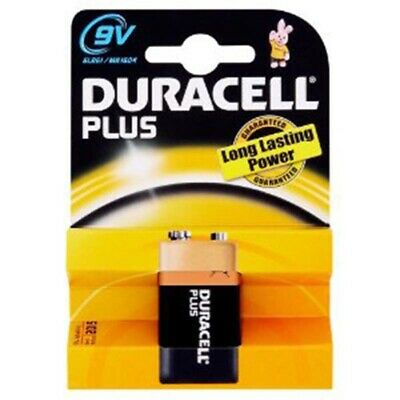 Duracell Plus Mn1604 Alkaline 9 V Battery