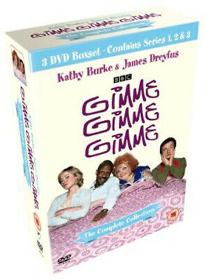 Gimme Gimme Gimme: The Complete Collection DVD (2003) Kathy Burke