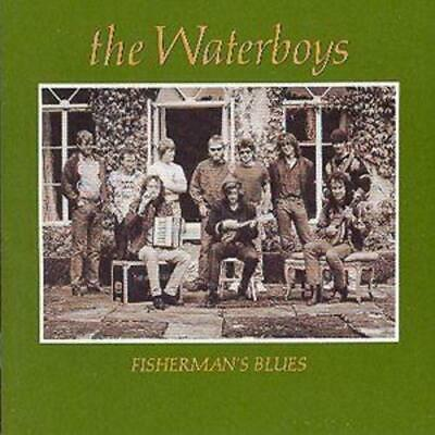 The Waterboys : Fisherman's Blues CD (1990)