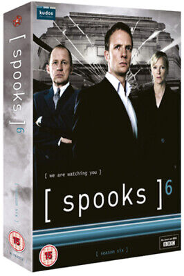 Spooks: The Complete Season 6 DVD (2008) Peter Firth