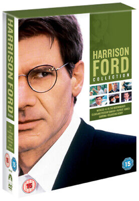 Harrison Ford Collection DVD (2008) Jan Rubes