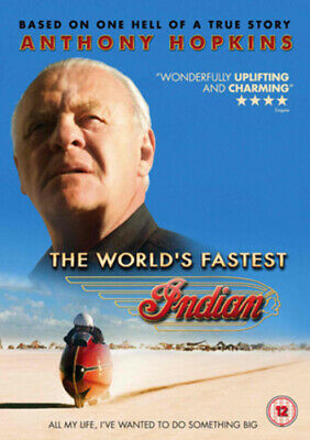 The World's Fastest Indian DVD (2006) Anthony Hopkins