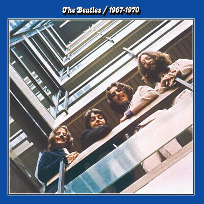 The Beatles : The Beatles: 1967-1970 CD Remastered Album 2 discs (2010)