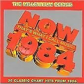 Various Artists : Now Thats What I Call Music 1984 - Mille CD Quality guaranteed
