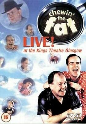 Chewin' the Fat: Live DVD (2000) cert 15 Highly Rated eBay Seller, Great Prices