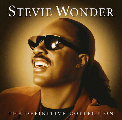 Stevie Wonder : The Definitive Collection CD 2 discs (2005) Fast and FREE P & P