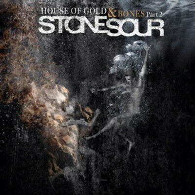Stone Sour : The House of Gold and Bones (Part 2) CD (2013)