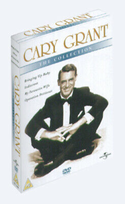Cary Grant Collection DVD (2003) Cary Grant, Donen (DIR) cert U 4 discs