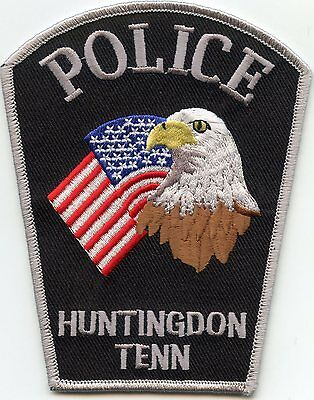 Huntingdon Tennessee Tn Police Patch