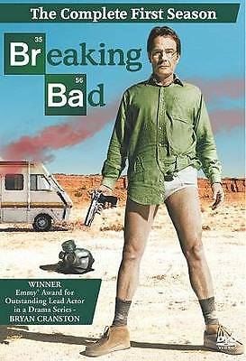 Breaking Bad: The Complete First Season New Region B Blu-Ray