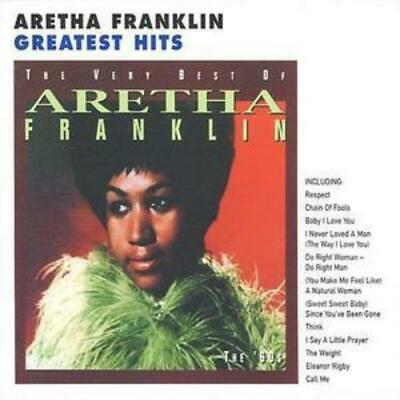 Aretha Franklin : Very Best of Aretha Franklin, The - The '60s CD (2005)