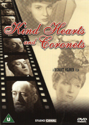 Kind Hearts and Coronets DVD (2004) Dennis Price