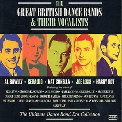 Various : The Great British Dance Bands & Their Vocalists: The Ultimate Dance
