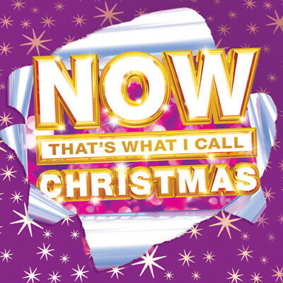 Various Artists : Now That's What I Call Christmas CD Box Set 3 discs (2013)
