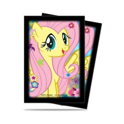 Ultra PRO 60 Small Card Sleeves My Little Pony Fluttershy fit YuGioh 84219