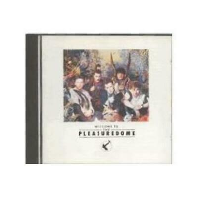 Frankie Goes To Hollywood : Welcome to the Pleasuredome CD