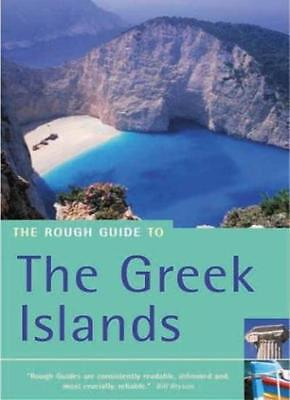 The Rough Guide to the Greek Islands (Rough Guide Travel Guides),Mark Ellingham
