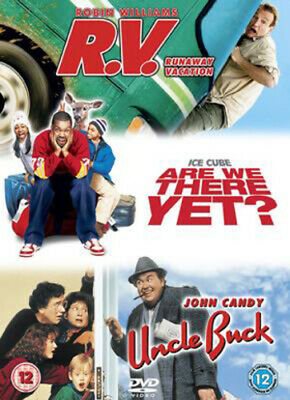 RV/Uncle Buck/Are We There Yet? DVD (2008) Robin Williams