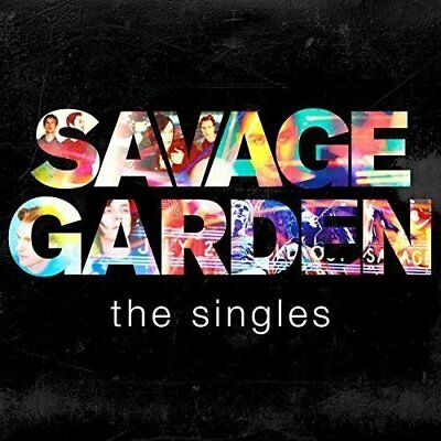 Savage Garden The Singles Cd Brand New