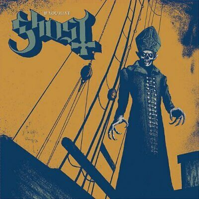 Ghost B.C. : If You Have Ghost CD (2013) ***NEW*** FREE Shipping, Save £s
