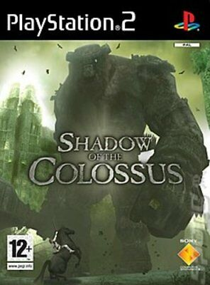 Shadow of the Colossus (PS2) PlayStation2