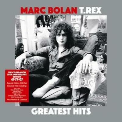 Marc Bolan and T.Rex : Greatest Hits CD (2007)