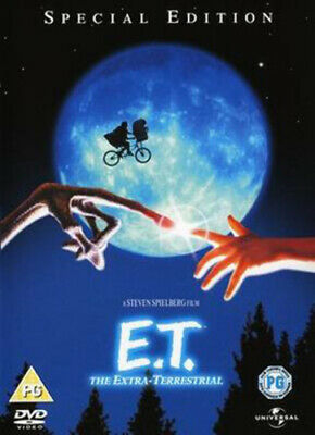E.T. The Extra Terrestrial (Director's Cut) DVD (2005) Drew Barrymore,