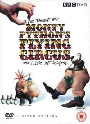 Monty Python's Flying Circus: The Best of/Live at Aspen (Box Set) DVD (2005)