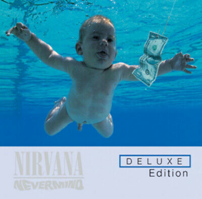 Nirvana : Nevermind CD Deluxe  Album 2 discs (2011) Expertly Refurbished Product