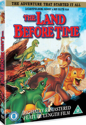 The Land Before Time DVD (2006) Don Bluth