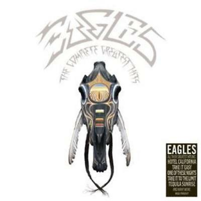 The Eagles : The Complete Greatest Hits CD (2013) ***NEW***