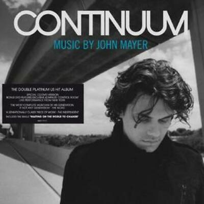 John Mayer : Continuum [cd + Dvd] CD 2 discs (2007) Expertly Refurbished Product