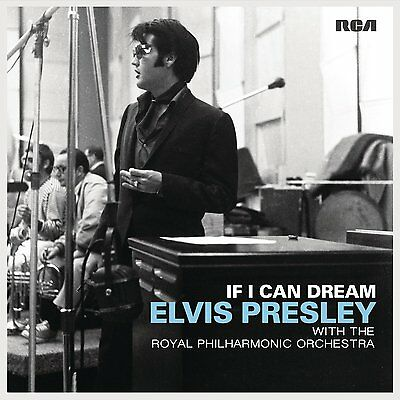 Elvis Presley If I Can Dream Royal Philharmonic Orchestra Lp Vinyl (2015) New