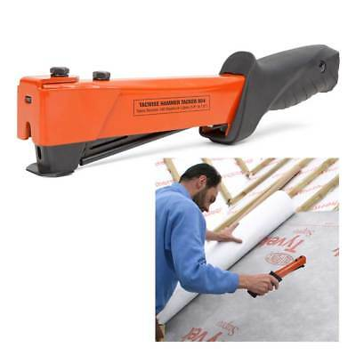 Tacwise Heavy Duty Type 140 Hammer Tacker 1173 A54 Hand Roofing Felt Stapler
