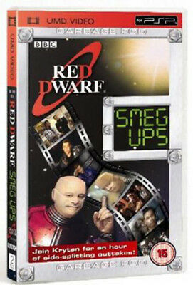 Red Dwarf - Smeg Ups [UMD Mini for PSP] DVD