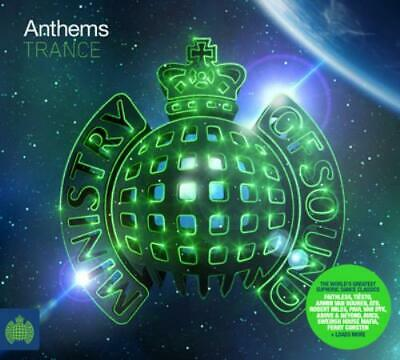Various Artists : Anthems Trance CD 3 discs (2013) Expertly Refurbished Product