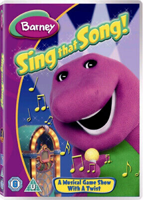 Barney: Can You Sing That Song? DVD (2006)