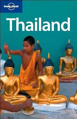 Thailand (Lonely Planet Country Guides),China Williams,Aaron Anderson,Becca Blo