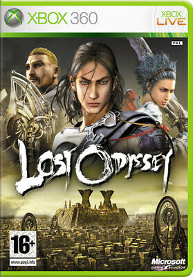 Lost Odyssey (Xbox 360) VideoGames