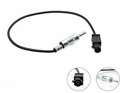 Bmw 6 Series Fakra - Din Aerial Adaptor Antenna Cable Lead