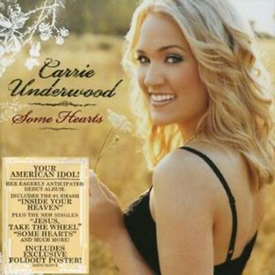 Carrie Underwood : Some Hearts CD (2008) Highly Rated eBay Seller, Great Prices