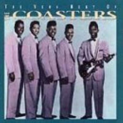 The Very Best of the Coasters CD Value Guaranteed from eBay's biggest seller!