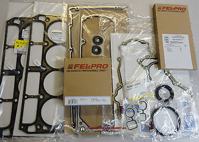 99-04 LS1 LS6 5.7L Corvette Trans Am MLS Engine Gasket Seal Set GM/FELPRO