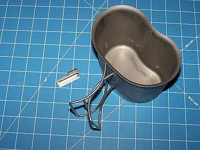 Canteen Cup Genuine Surplus USA Issue Military USMC  Army MRE Rations w P38