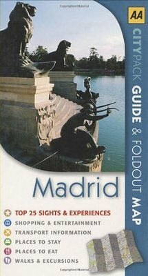 Madrid (AA CityPack Guides),AA Publishing