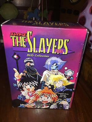 The Slayers  Dvd Collection Complete Series 27-52