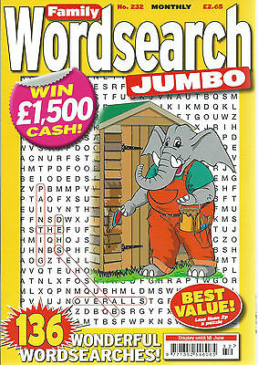 3 Bumper Word Search Magazines Most With 120+ Puzzles Solutions In Back (Set 45)
