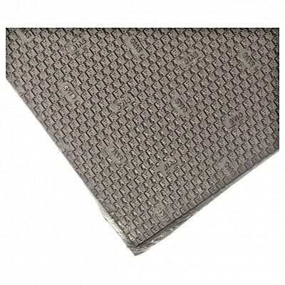 Rubber Sheets in BROWN for DIY Shoe Repairs by SVIG available in 4mm,6mm,8mm