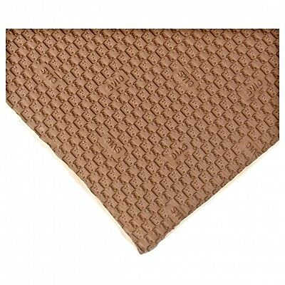 Rubber Sheets in TAN BROWN for DIY Shoe Repairs by SVIG available in 6mm, 8mm