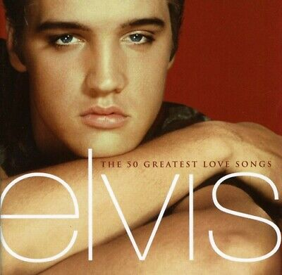 Elvis Presley : 50 Greatest Love Songs CD Highly Rated eBay Seller Great Prices